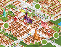 Interactive map of Rottweil