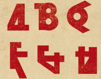 Numberz Font