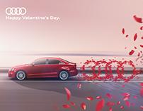 Audi Egypt - Valentine's day