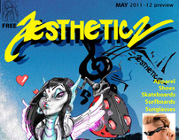 Aestheticz 2011-12 catalog