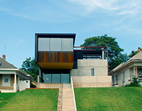 Oklahoma Case Study House