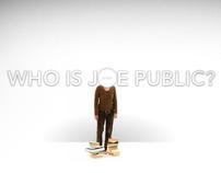 Joe Public Website