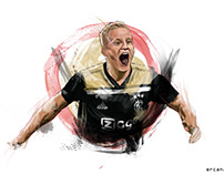 Donny van de Beek | Ajax