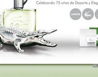 Lacoste 75th Anniversary (Argentina)
