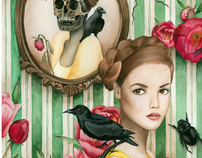 The Portrait of Dorianne Gray