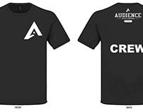 Audience Pro tshirt
