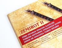 Zemirot CD