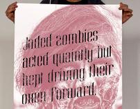 Enie Typo Poster