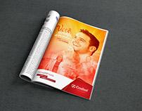 Anúncio de Revista: Credisol