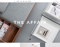The Affair - WordPress Magazin Theme by themesupplyco