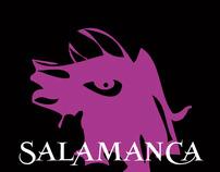 SalamancaTF font