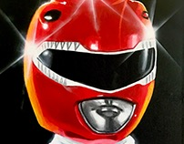 Mighty Morphin Red Ranger