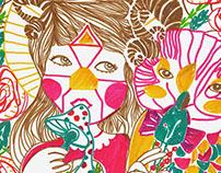 Illustration - Marker