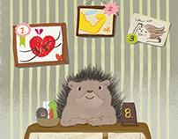 2014 Book illustration-一句話專賣店