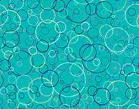 Sketchy Circles pattern