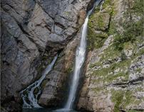 alle cascate Savica