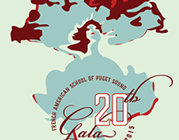 FASPS 20th Gala – Moulin Rouge