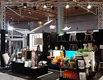 Stand Boutique Visite Déco - Viving 2015