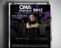 OMA DayCamp Poster Series