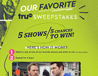 truTV: Online Sweepstakes