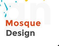 Mosque Landing Page design