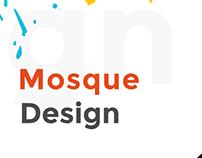 Mosque Landing Page design