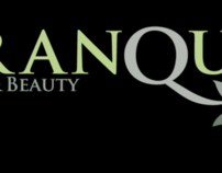 Tranquil Hair & Beauty Branding