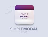 Simple Modal