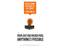 Wicked Pixels website