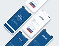 Boniad UI kit Design