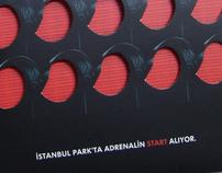 VW Istanbul Park Invitation
