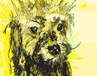 Contemporary Portraits - Digital Drawing 15