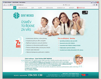 Dentmedico website