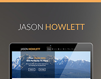 Jason Howlett: Real Estate Website Design