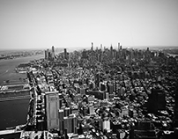 New York City on a grand scale