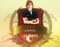 MEOKIDS Sá Pinto - Remate | Desmarcação | Penalti