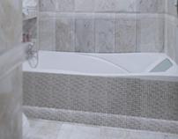 Bathroom 8 m2