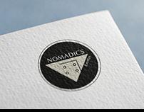 Criação da marca Nomadics