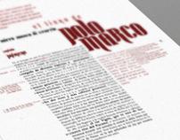 Hypertextual editorial