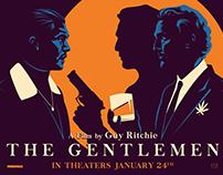 THE GENTLEMEN Poster Art
