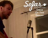 Sofar Reykjavík Videography