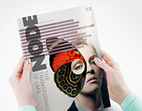 Node Magazine Cover