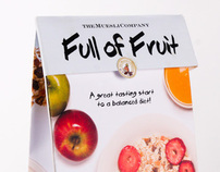 Full of Fruit Muesli