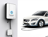 Electric Vehicle Charging Point for Home