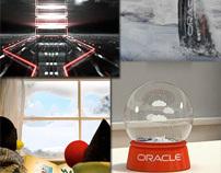 Oracle Video eCards