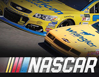 NASCAR Billboard Concept