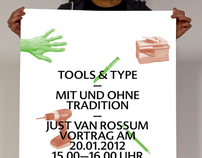 Just van Rossum Lecture Poster