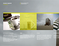Paweł Gąsior website