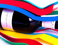 CinAnima - Wine Bottle Packaging