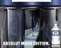 Absolut Mode Inspiration Competition Winner